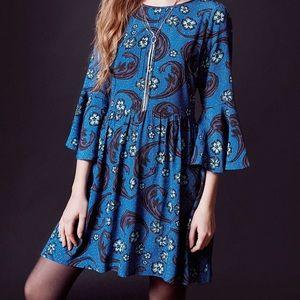 For Love & Lemons | Bell Sleeve Dress